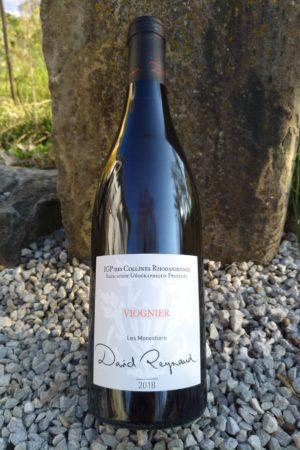 Viognier Les Monestiers 2018, Domaine Les Bruyères naturedevin.com