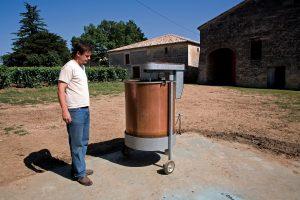 Le dynamiseur domaine Le Puy naturedevin.com vin bio