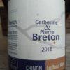 Chinon Les Beaux Monts 2018, Domaine Breton naturedevin.com