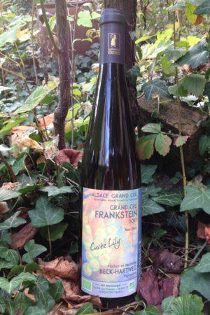 Grand Cru Frankstein « Lily » 2017, Domaine Beck-Hartweg naturedevin.com