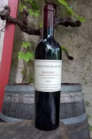 naturedevin.com vin bio Bandol domaine La Bastide Blanche
