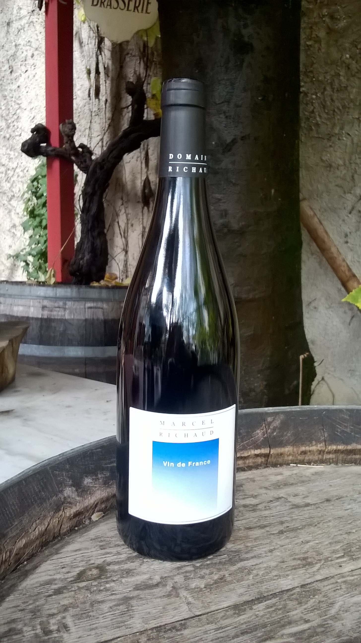 Domaine Richaud, Vin de France 2015