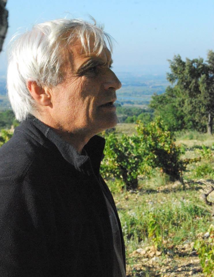 Le vigneron, Domaine Richaud, Vin de France 2015