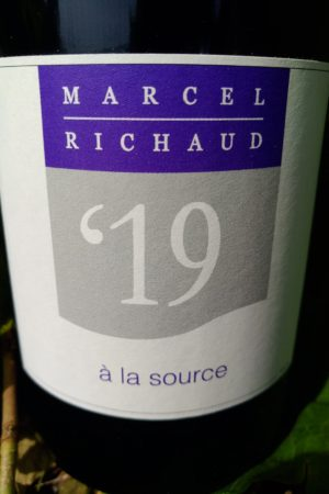 A la source 2019, Domaine Richaud naturedevin.com