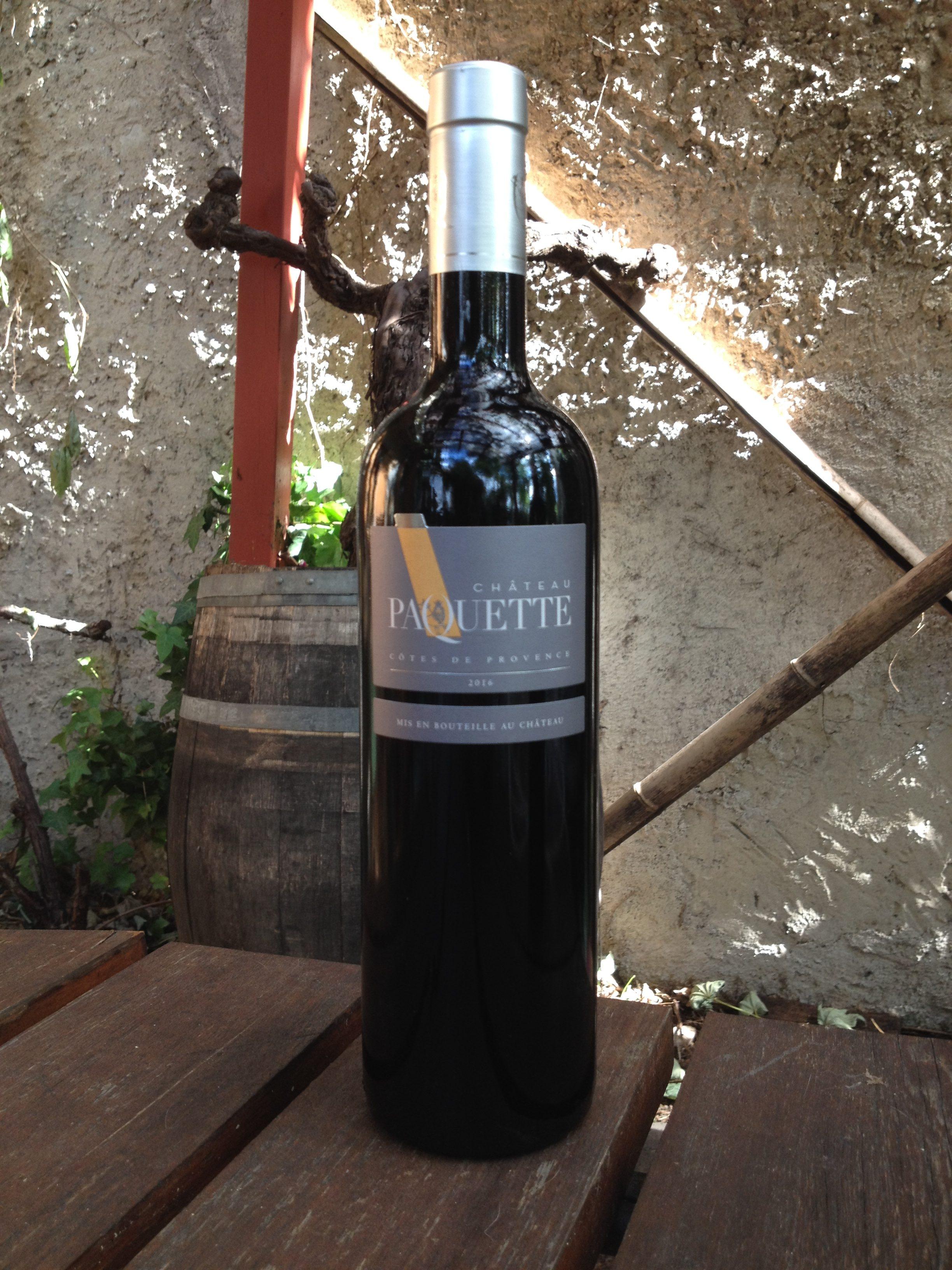 Château Paquette 2016 Nature de Vin