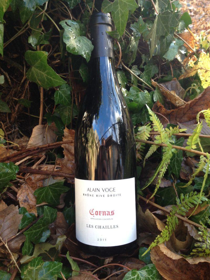 Nature de Vin Domaine Voge Cornas Les Chailles 2015