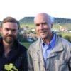 Pierre De Benoist et M. De Villaine, naturedevin.com