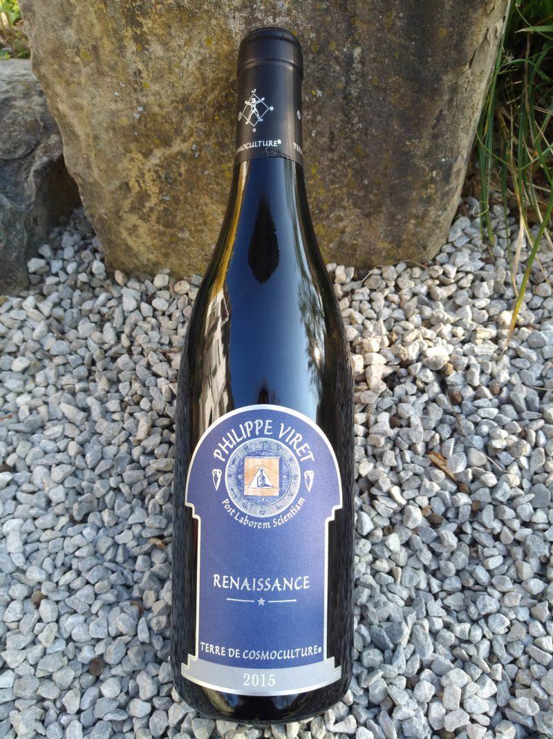 Renaissance 2015, Domaine Viret naturedevin.com