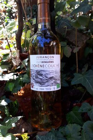 Jurançon Le Chêne Couché 2016, Clos Benguères naturedevin.com