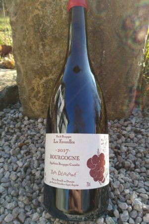 Pinot déraisonné 2017, Domaine Les Faverelles naturedevin.com
