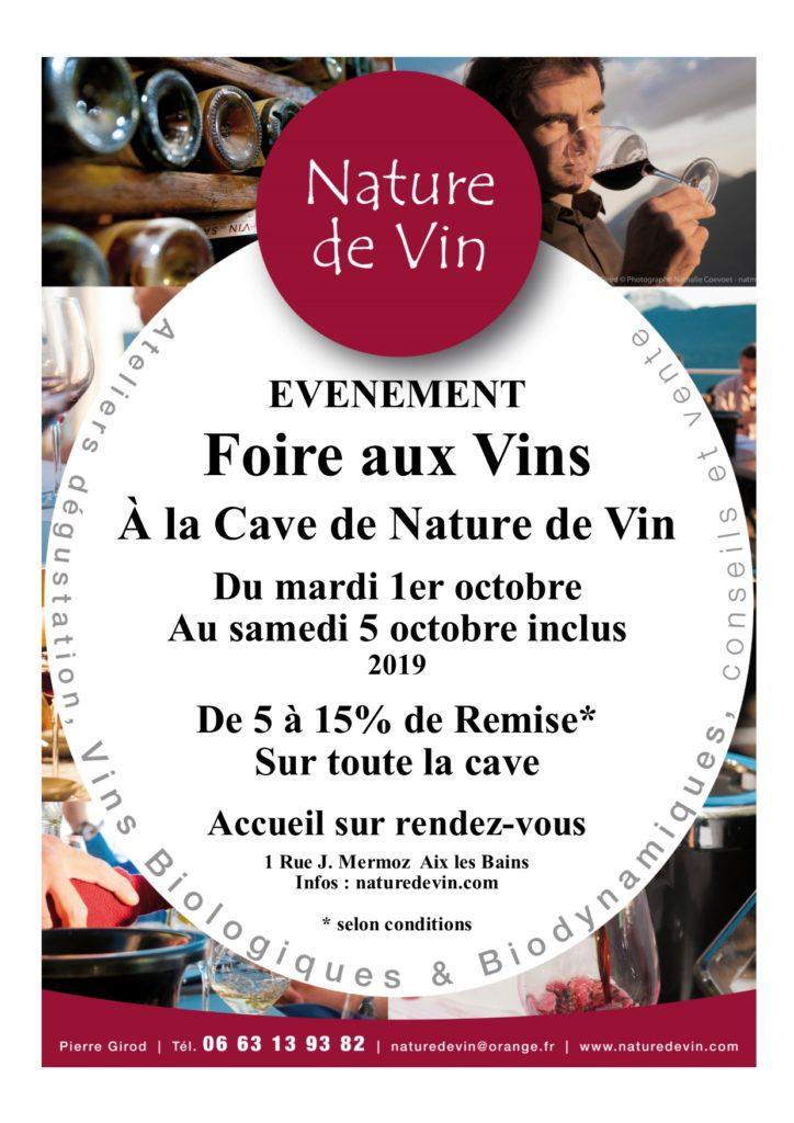 Foire aux vins naturedevin.com