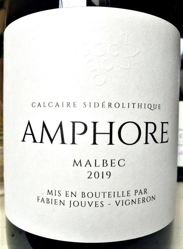 Amphore 2019, Mas Del Périé naturedevin.com