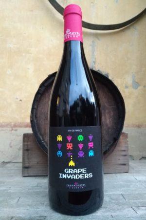 Grape Invaders 2018, Mas Del Périé naturedevin.com