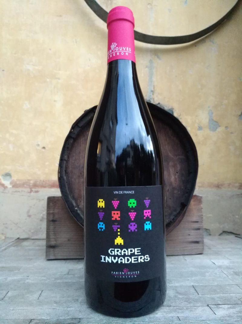 Grape Invaders 2018, Mas Del Périé naturedevin.com