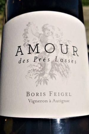 Amour Faugères 2020, Domaine Prés Lasses naturedevin.com