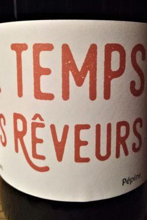Pépins 2019, Domaine Le Temps des Rêveurs naturedevin.com