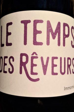 Immortels 2018, Domaine Les Temps des Rêveurs naturedevin.com
