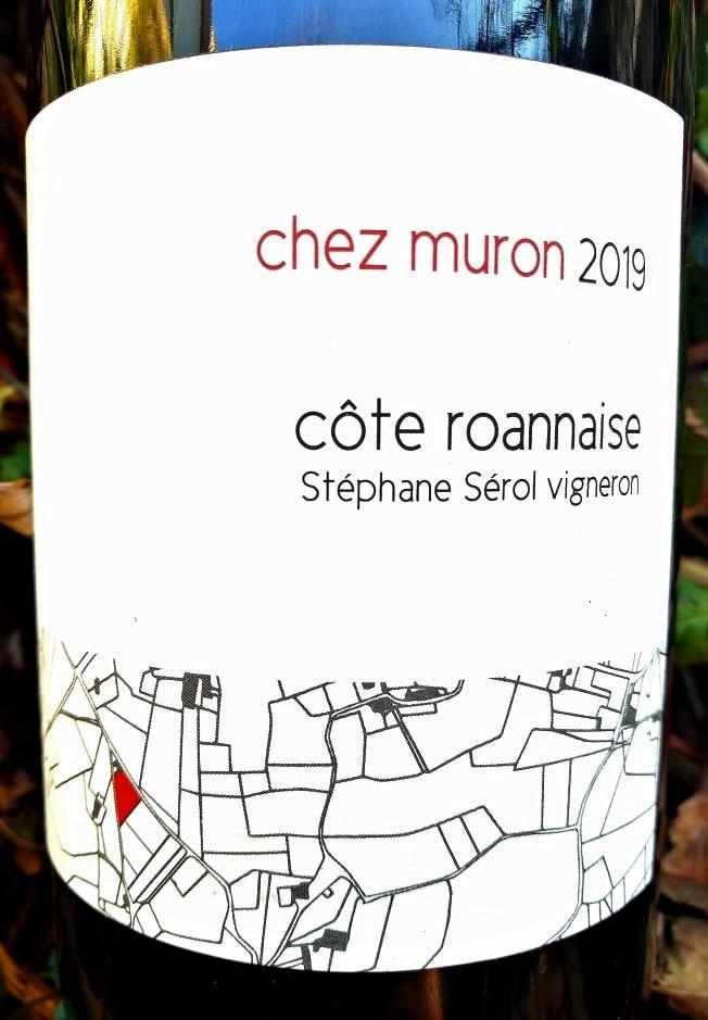 Chez Muron 2019, Domaine Sérol naturedevin.com