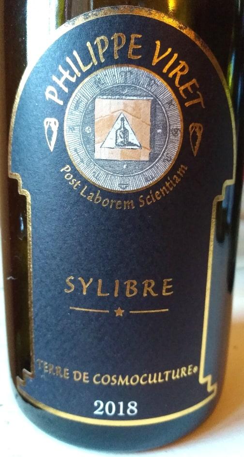 Sylibre 2018, Domaine Viret naturedevin.com